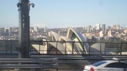 Blick auf Oper