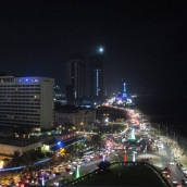 Colombo by night