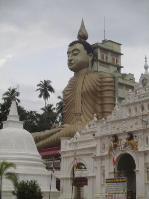 Die größte Buddha Statue