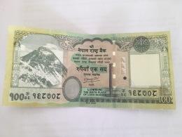 Rückseite mit Mount Everest
