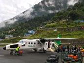 sichere Landung