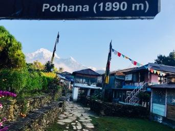 1-Pothana-Pitam Deurali-Kokar Forest Camp