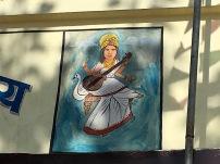 Saraswati - Göttin des Wissens