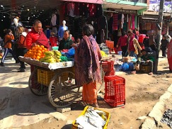 Kathmandu_Strassenleben