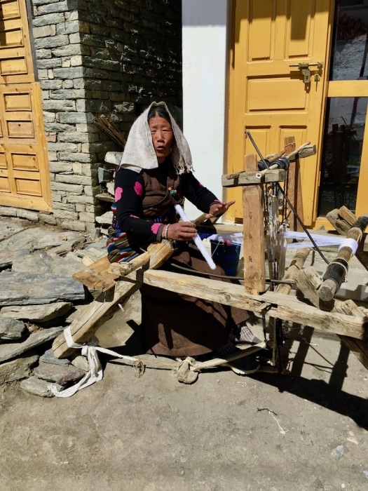 Muktinath_Woman